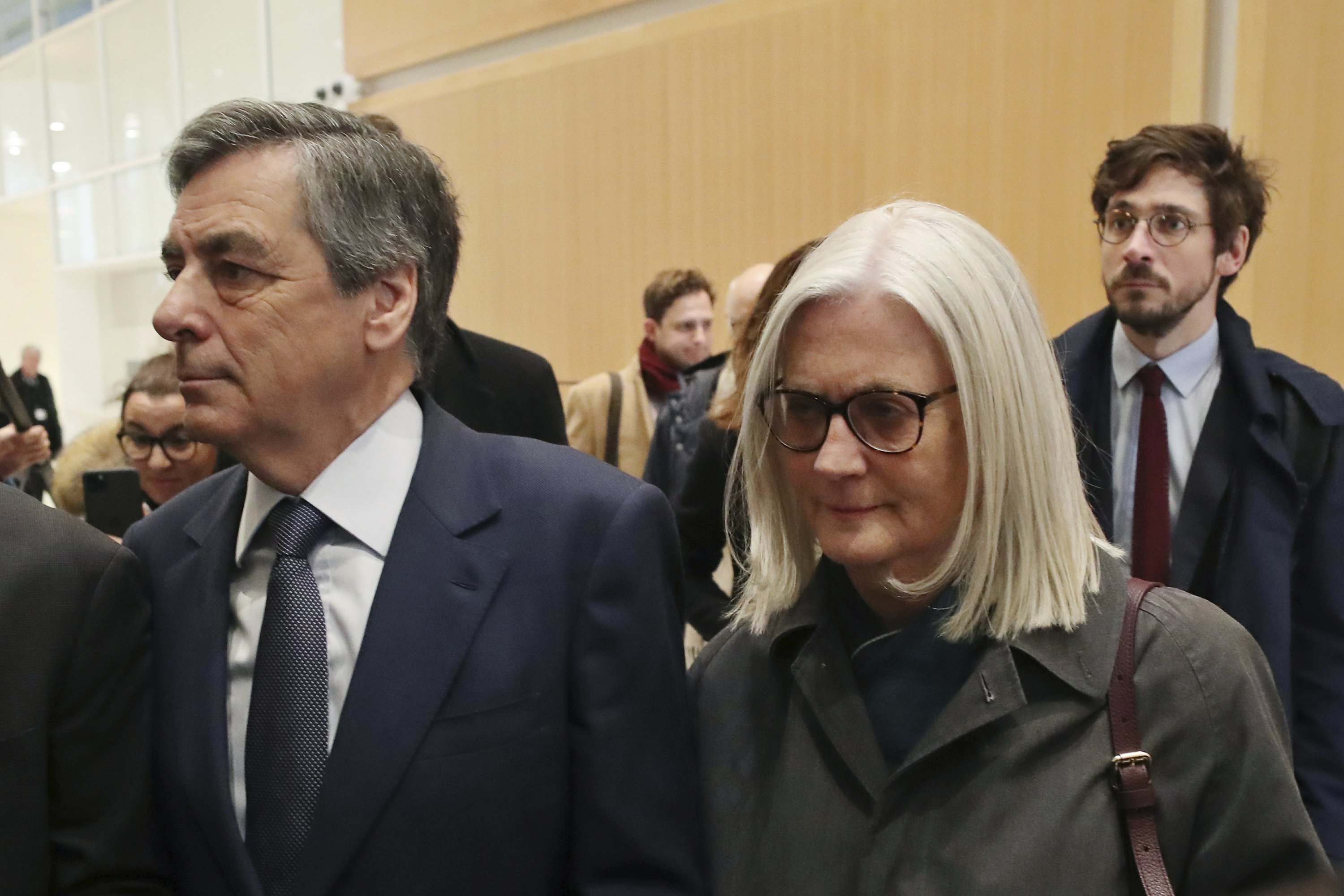 French ex-prime minister found guilty of fraud