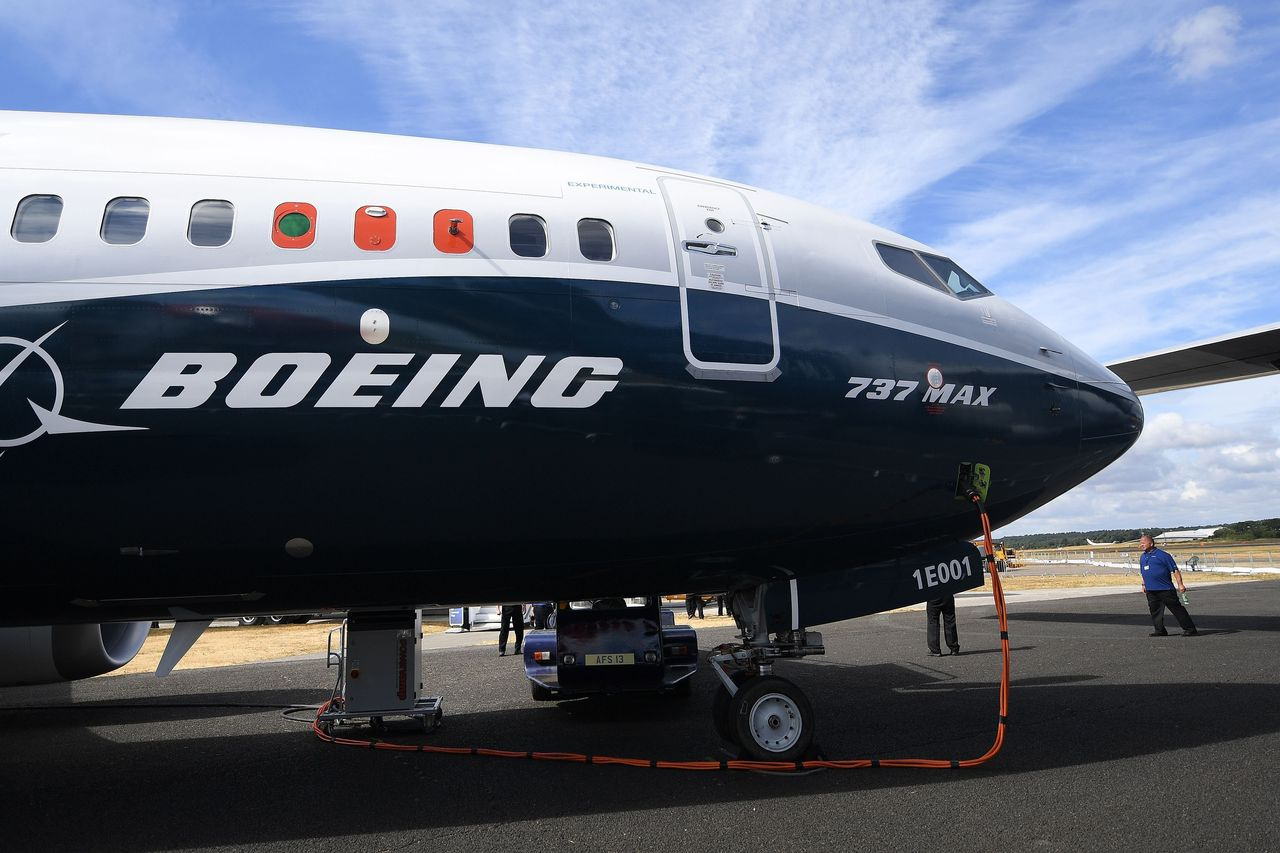 Flight tests of Boeing's grounded 737 Max planned to begin Monday