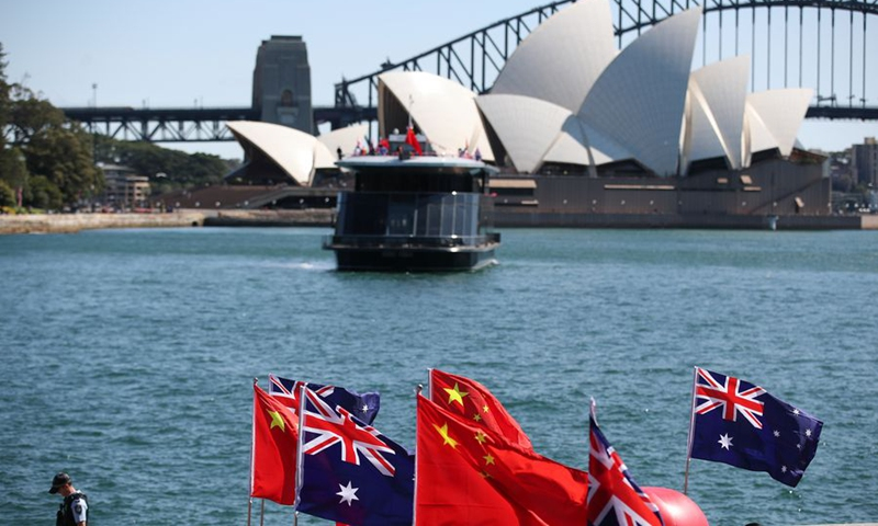 Australia wages espionage offensive against China: source