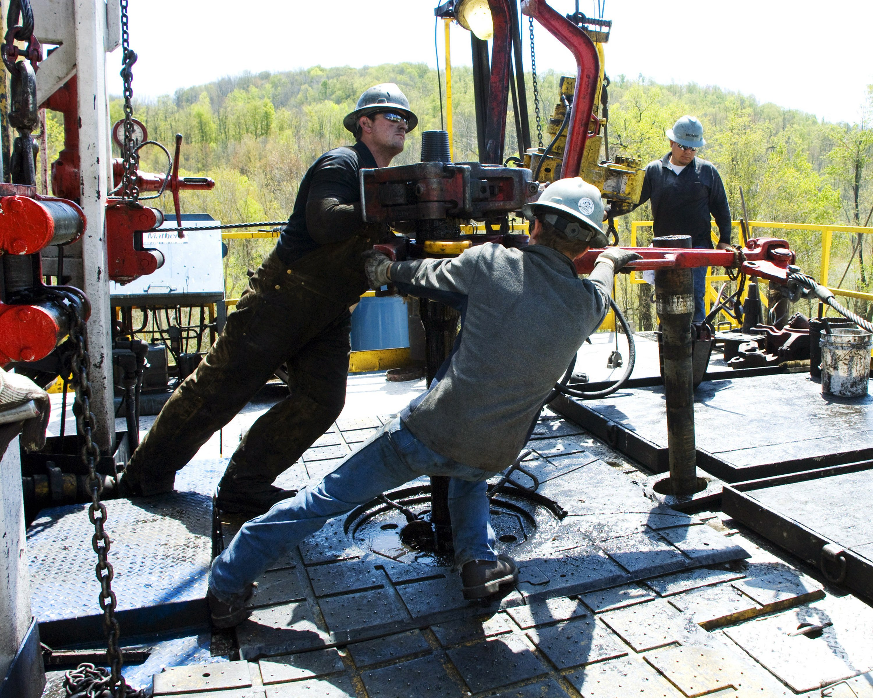 Fracking pioneer Chesapeake files for bankruptcy protection