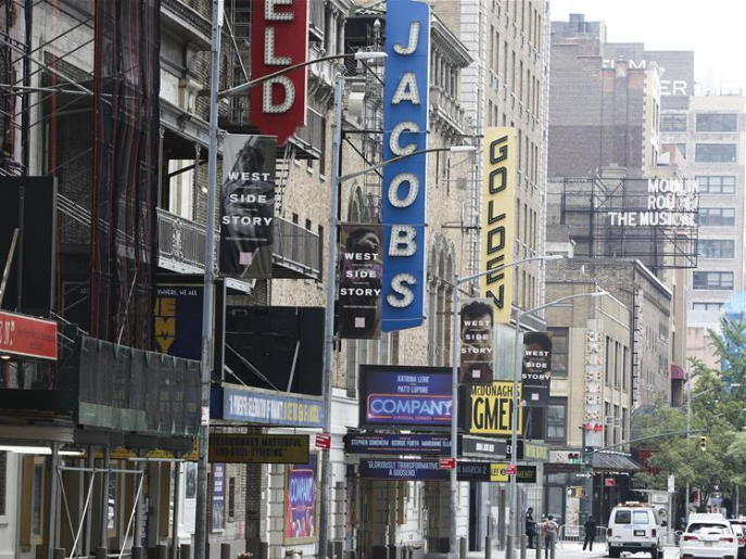 Broadway to remain closed through rest of year