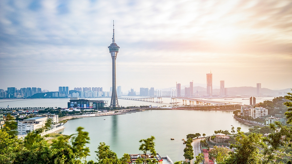 Liaison office of China's central gov't in Macao SAR firmly supports passage of law on safeguarding national security in HK