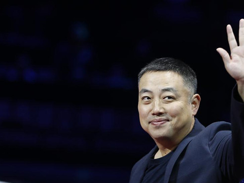 China's table tennis chief Liu Guoliang named WTT Council head