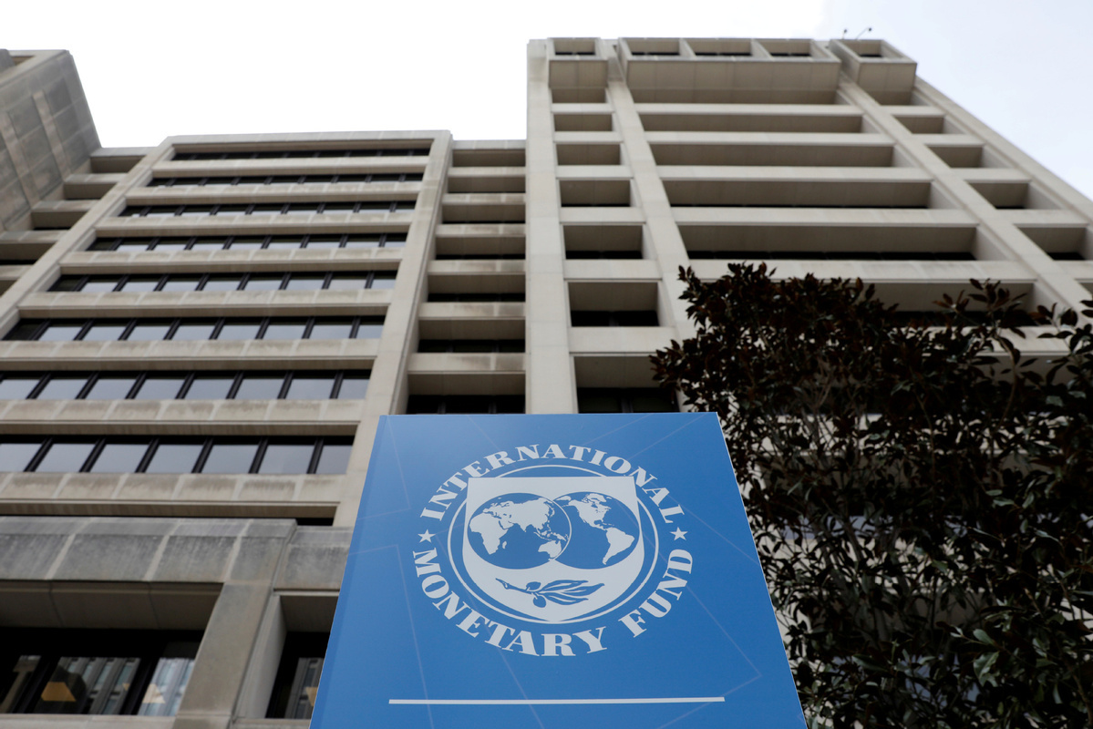 IMF revises down 2020 Asian economy forecast to 1.6-pct contraction