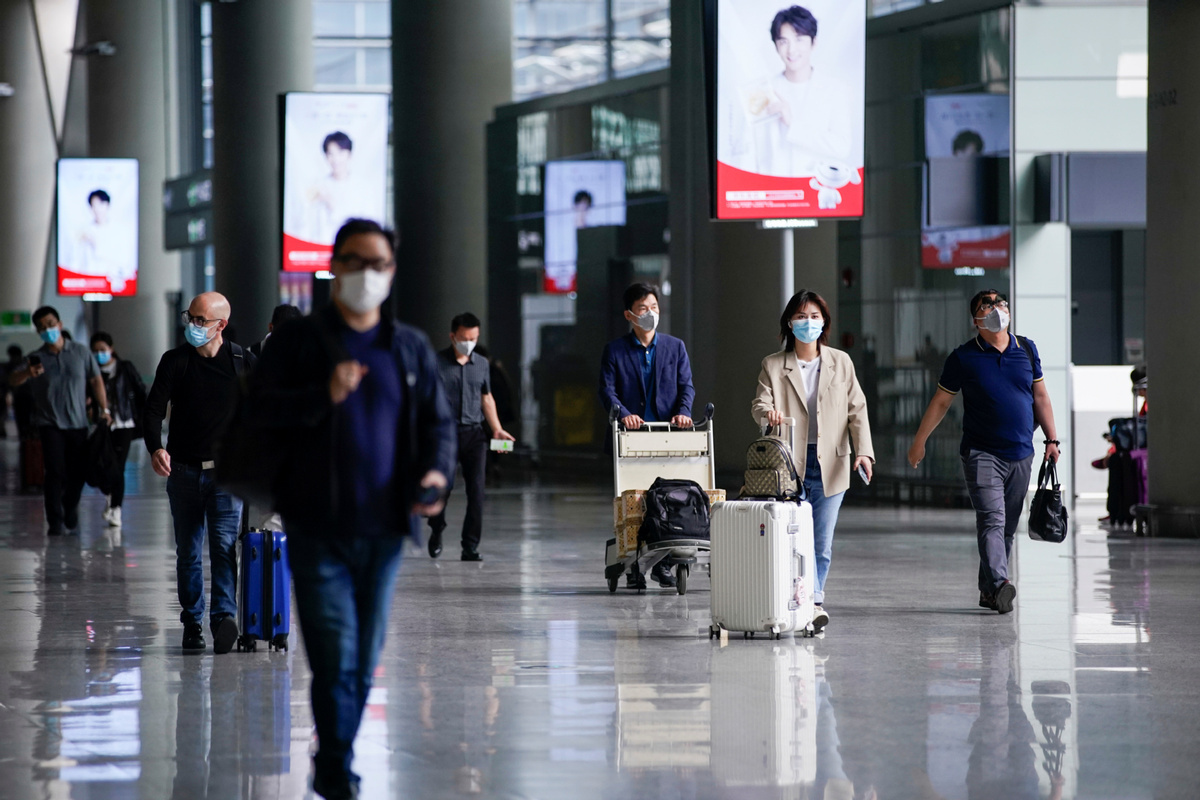 Shanghai reports four new cases of COVID-19