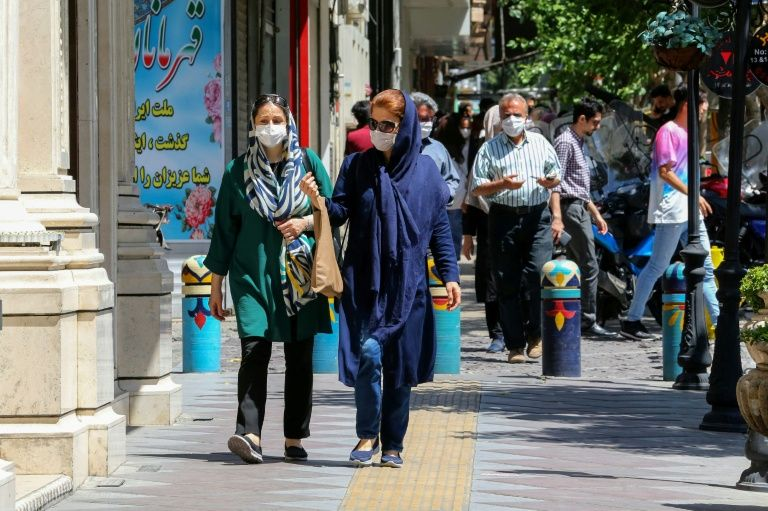 Iran says still in first wave of virus outbreak