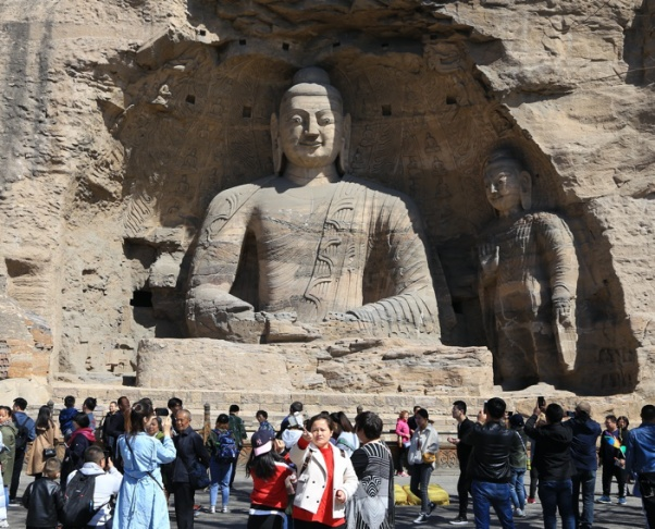 3D-printing takes China's ancient grottoes to world