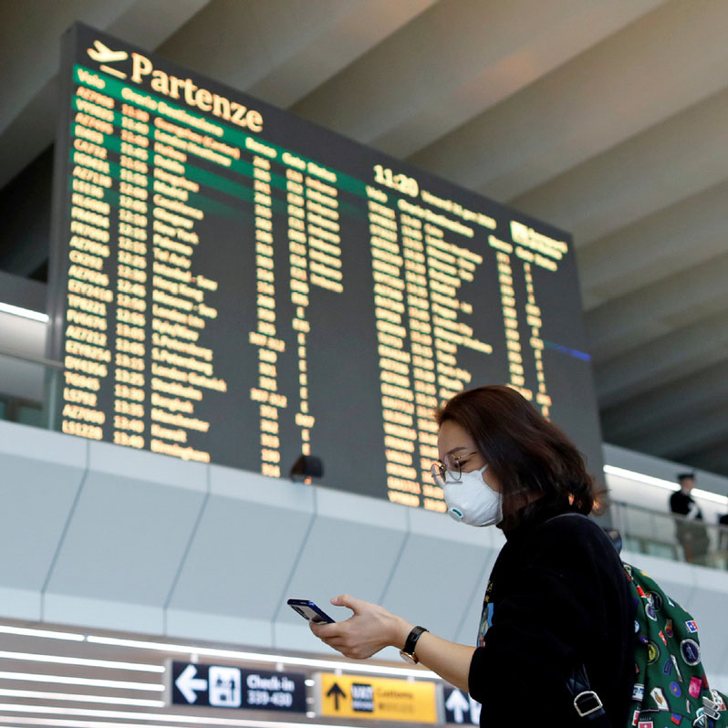 Int'l airlines resuming flights to China amid relaxed COVID-19 restrictions on aviation