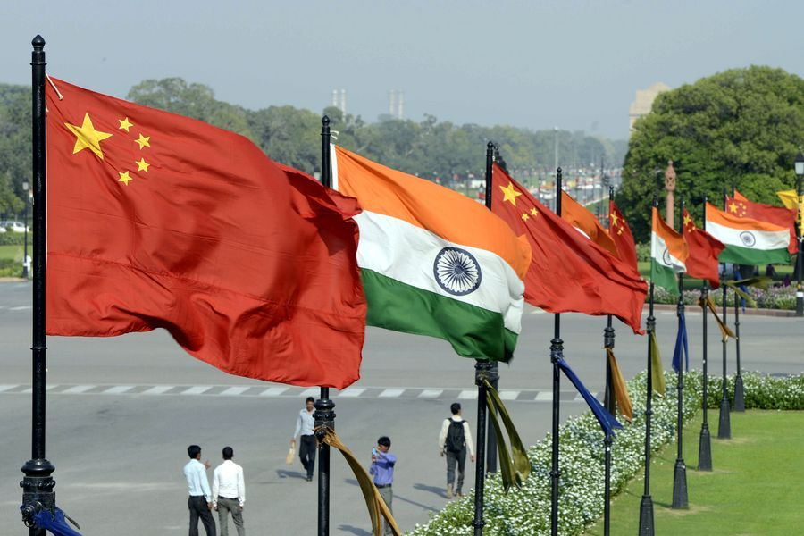 China, India agree to promote consensus on easing border situation