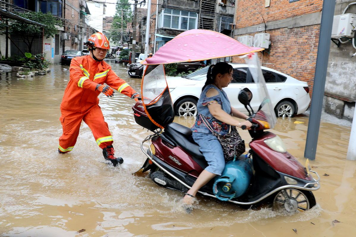 Govts must help people weather the storms: China Daily editorial