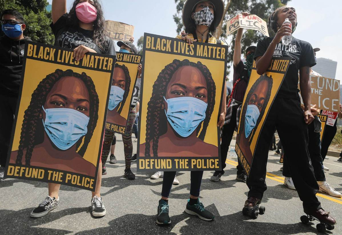 California debates need for police on campuses