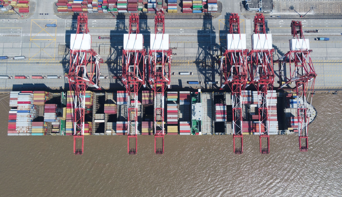 Yangtze River Delta magnet to global firms