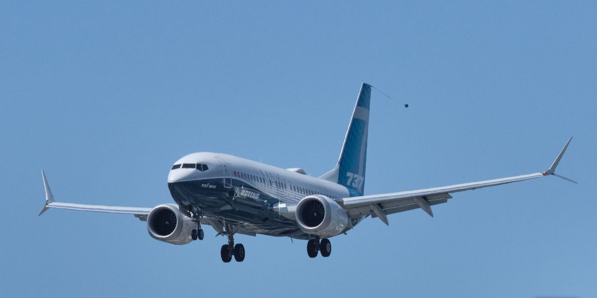 Boeing fails to inform FAA on key changes to 737 MAX flight control system: report
