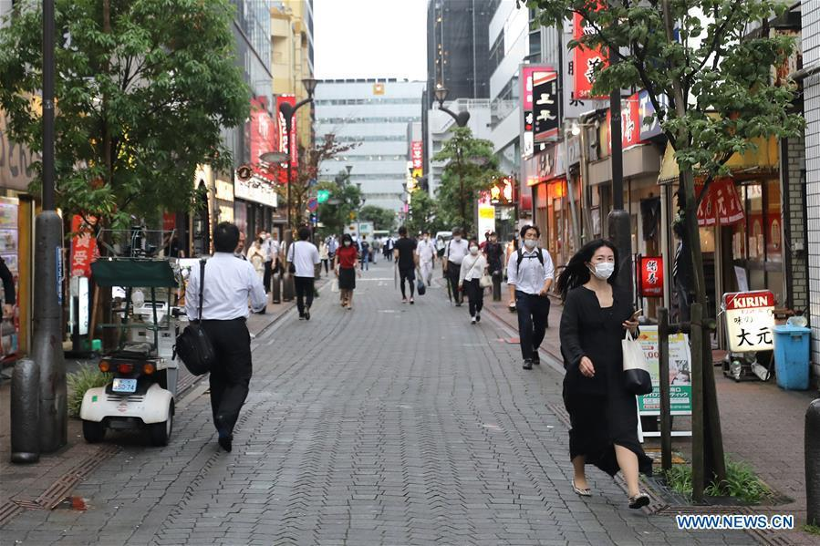 New COVID-19 cases in Tokyo top 50 for 5th straight day, concerns mount over virus' resurgence