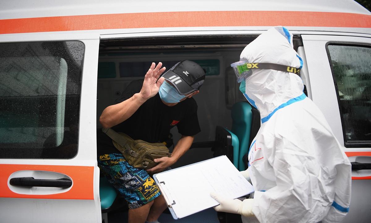 Experts predict zero new infections next week as Beijing's cases decrease