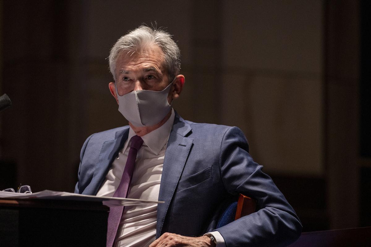 Fed chief warns of virus' jolt to economy