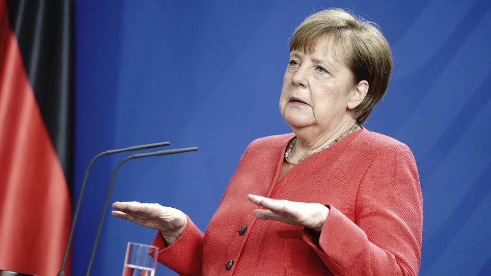 Germany takes EU hot seat with big challenges, expectations