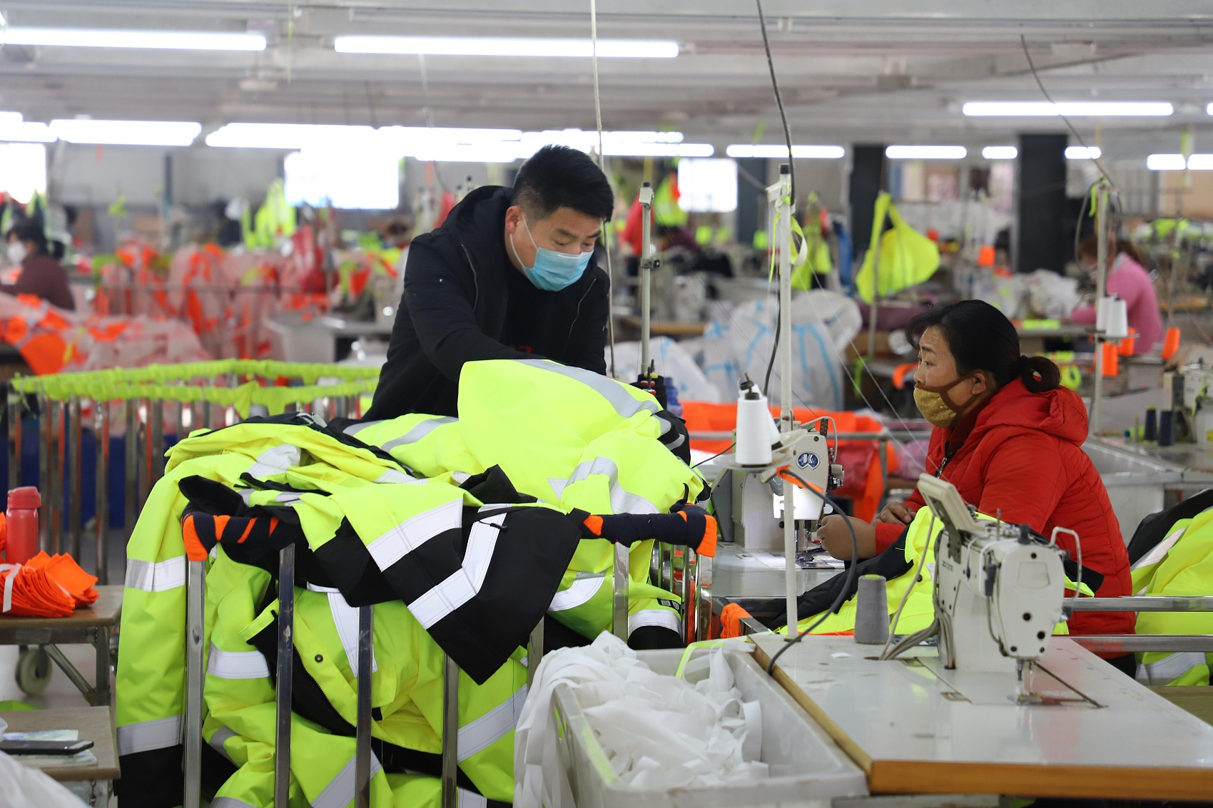 China to strengthen financial support for enterprises