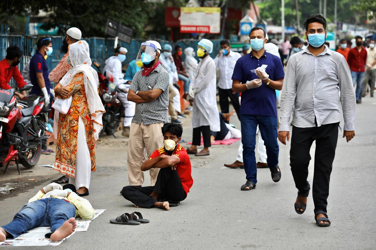 Bangladesh's coronavirus cases rise to 149,258, with 3,775 new infections