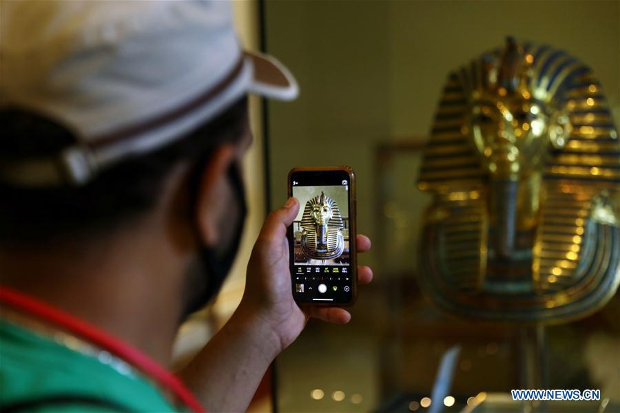 Egypt reopens Egyptian Museum, Giza Pyramids, Temple of Luxor
