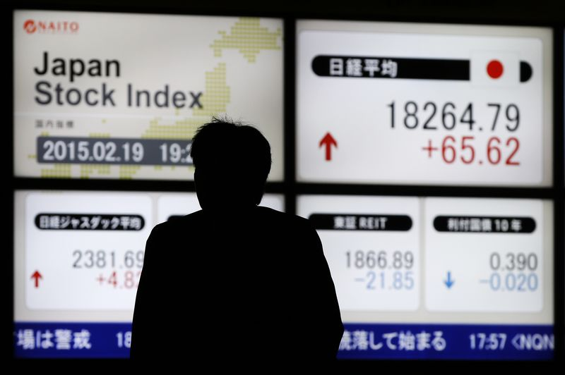 Tokyo stocks open higher with eyes on US jobs data