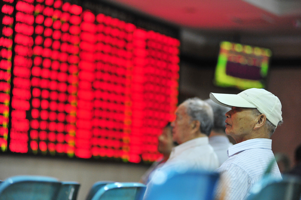 Chinese shares rise on Thursday