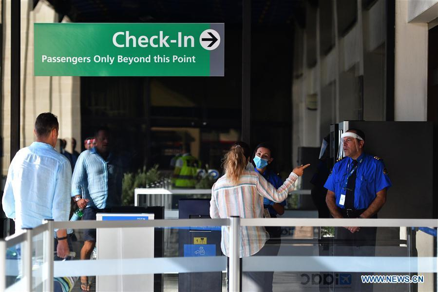 Malta International Airport reopens after closure due to COVID-19 restrictions