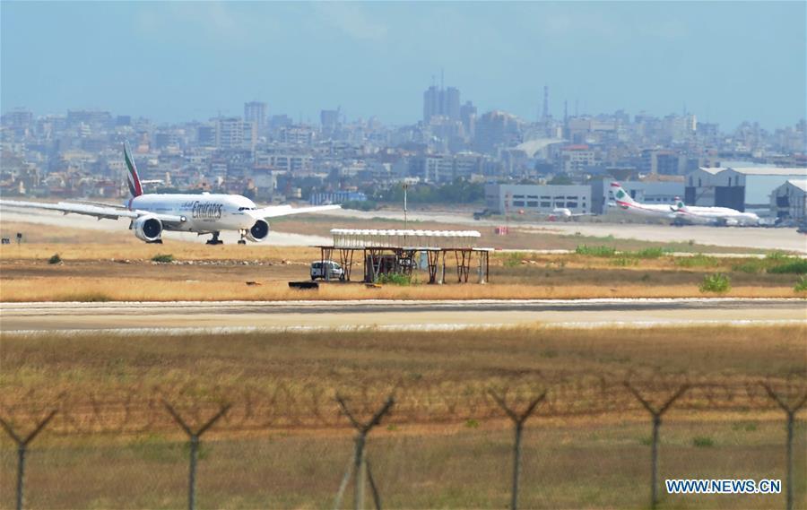 Rafik Hariri International Airport in Beirut reopens