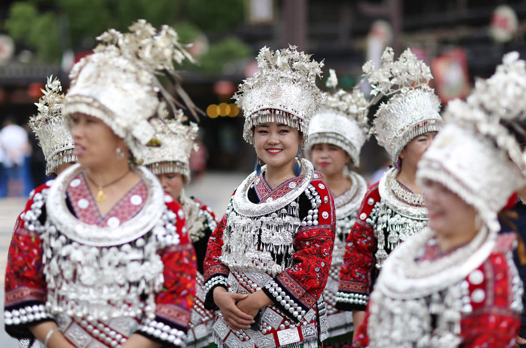 Intangible cultural heritage on tour in SW China