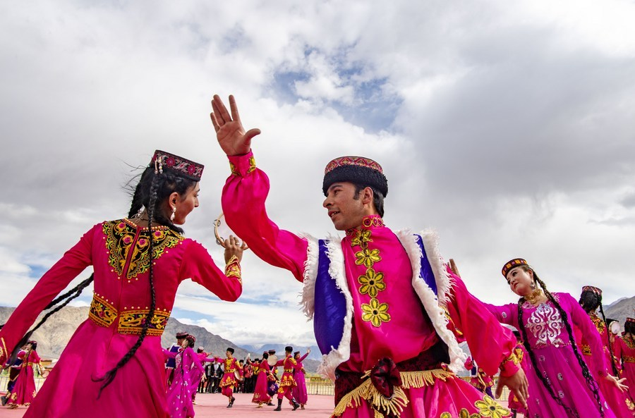 46 countries voice support for China's anti-terrorism and de-radicalization work in Xinjiang