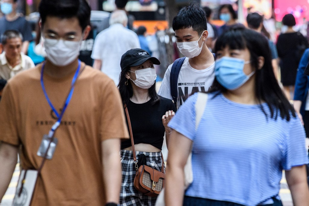 Hong Kong reports nine new confirmed COVID-19 cases