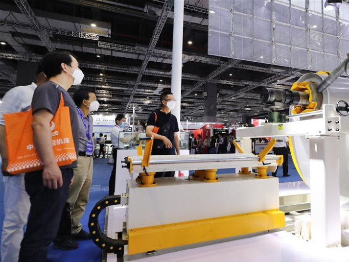 China Machine Tool Exhibition held in Shanghai