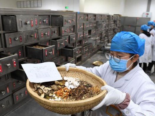 Chinese medicinal material price index down 0.06%