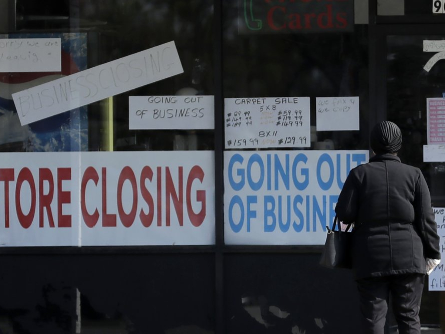 US labor market won't recover to pre-pandemic level by 2030: CBO