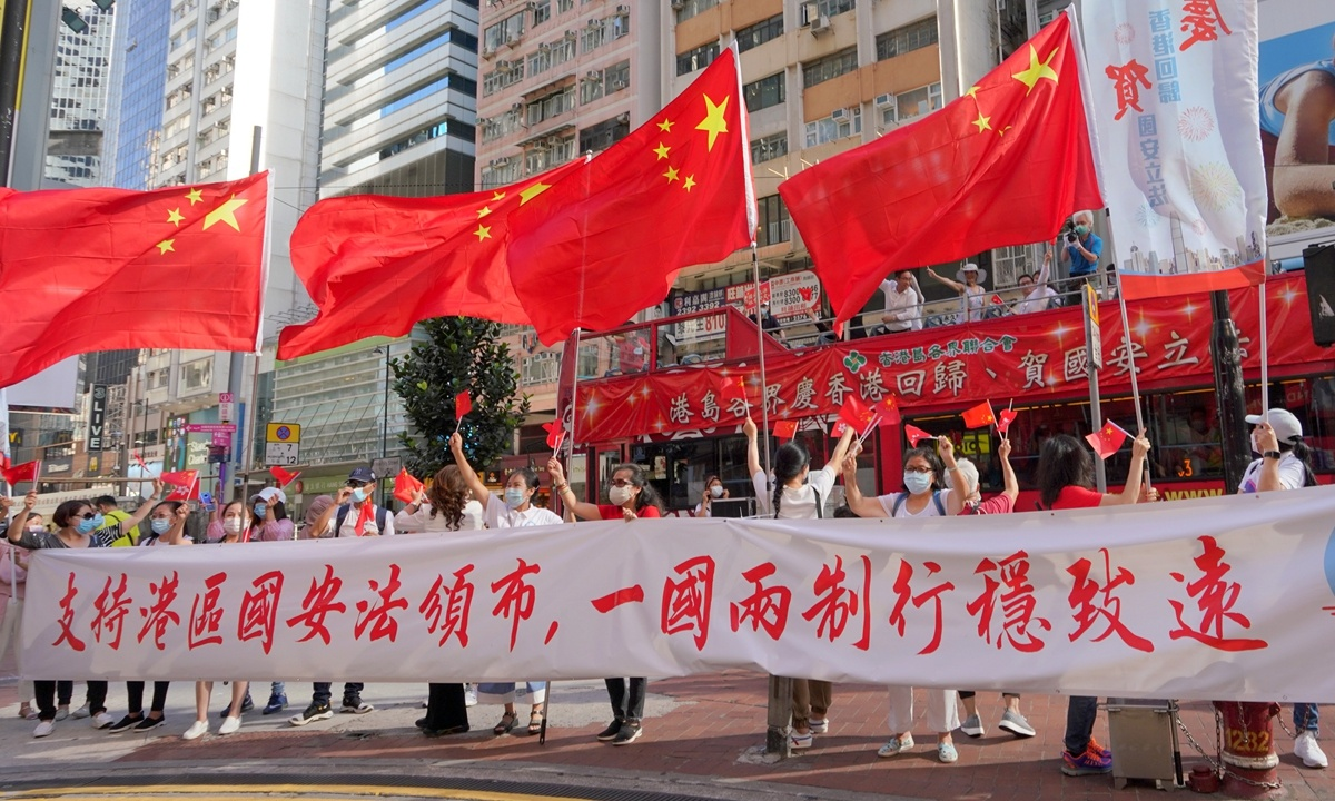 More than 70 countries voice support for China's HK national security law at UNHRC