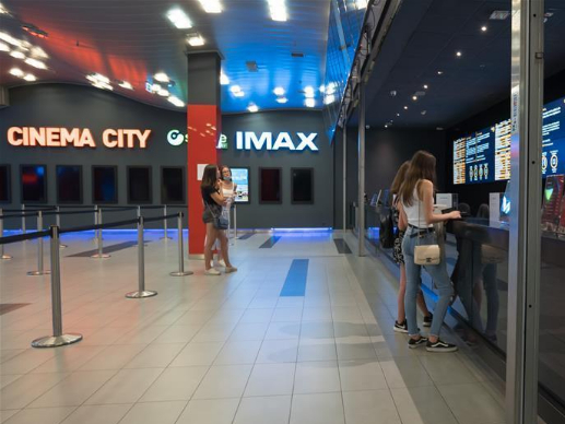 Cinema City chain reopens in Budapest, Hungary