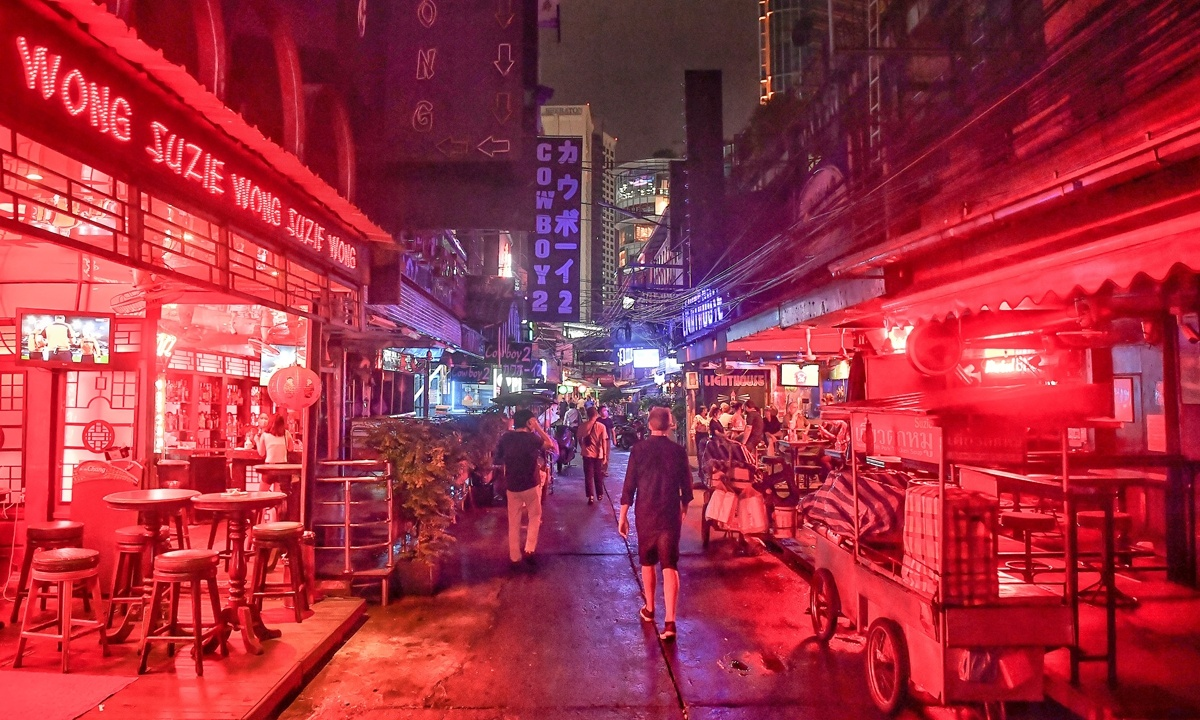 Thailand reopens bars and lets in some foreign travellers