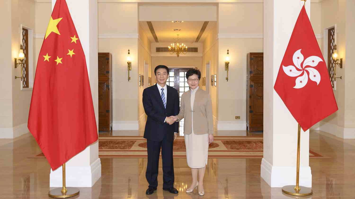 China appoints adviser to Committee for Safeguarding National Security of HKSAR