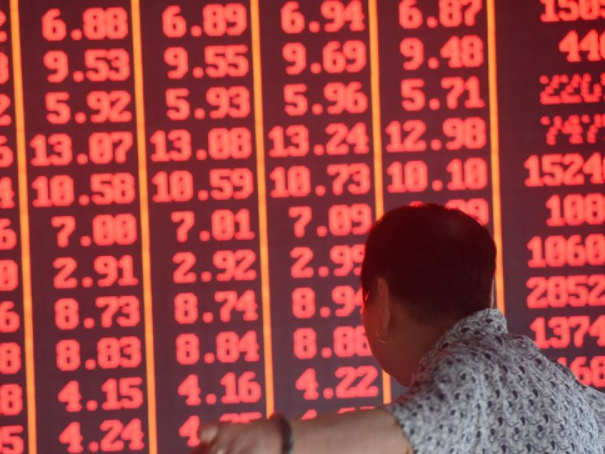 Chinese shares surge on Friday