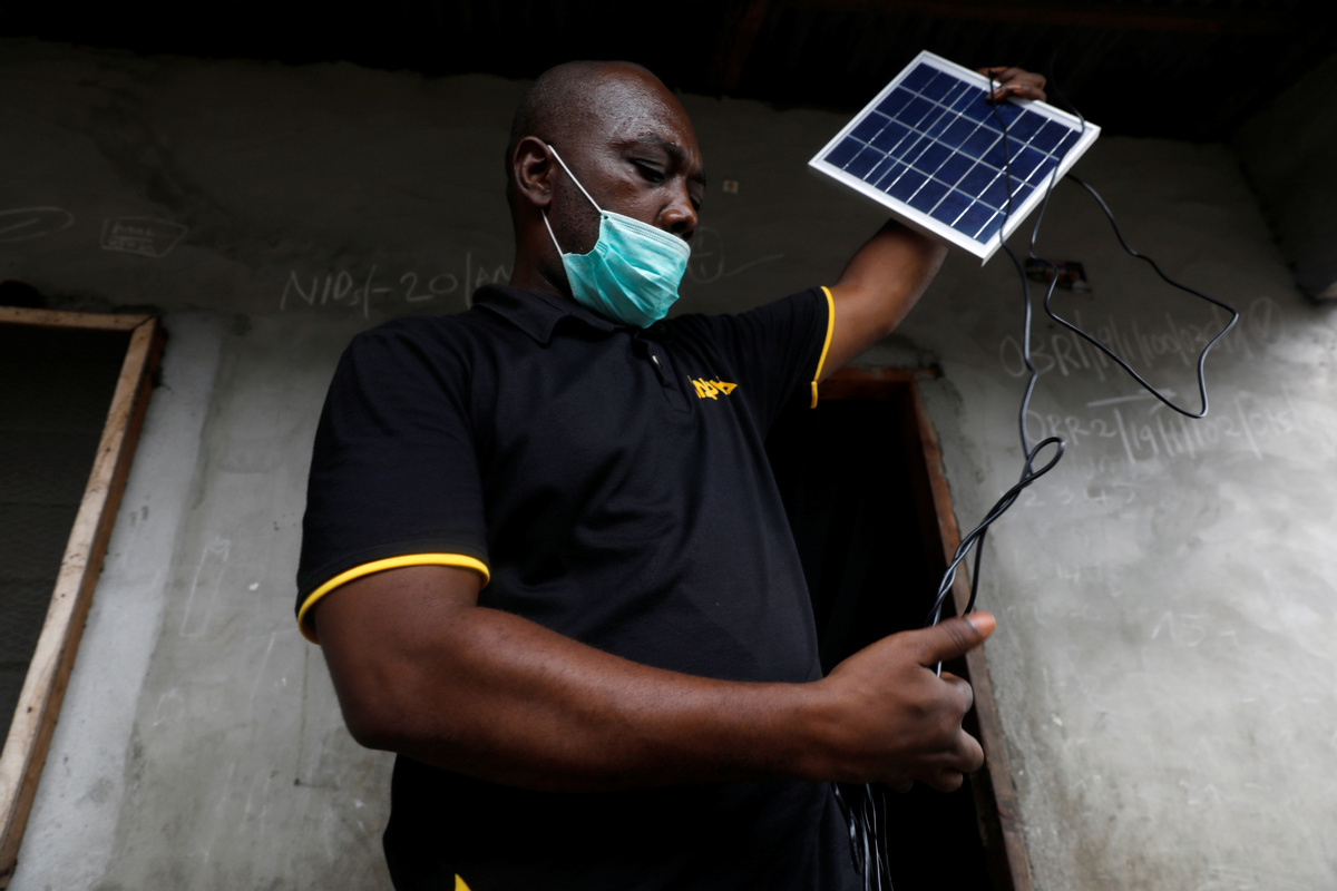 African nations urged to push energy transition