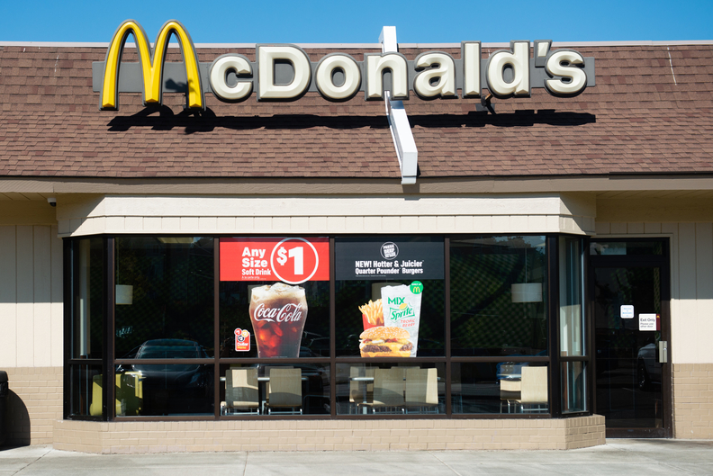 McDonald's puts plan of reopening dining rooms on hold