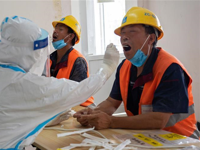 No nucleic acid test certificates needed for outbound people from Beijing's low-risk areas