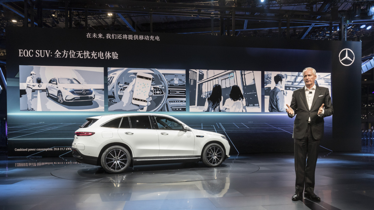 Daimler acquires stake in Chinese battery cell maker Farasis