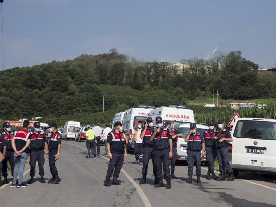 4 killed, 108 wounded in fireworks factory blast in NW Turkey: ministers
