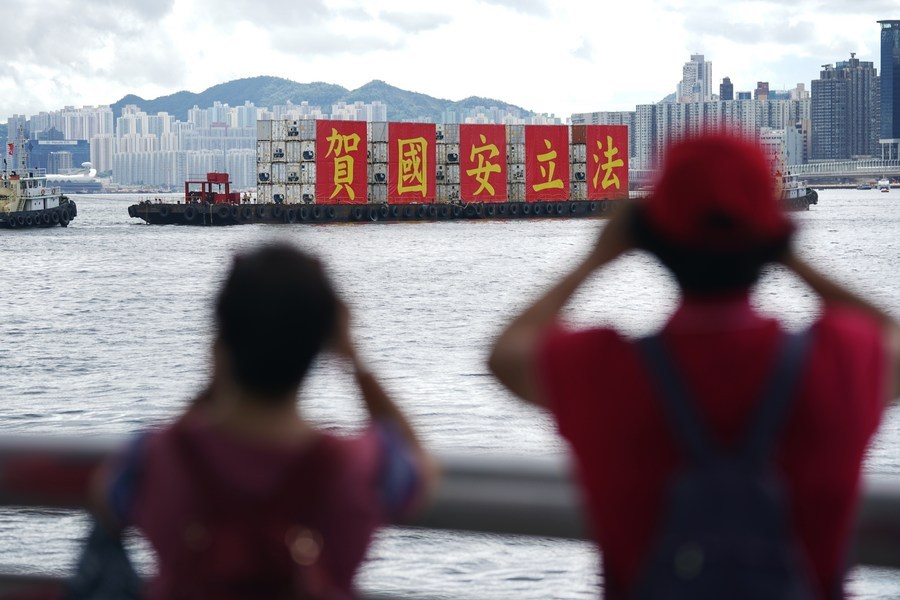 Canada's comments on HKSAR national security law interferes in China's internal affairs: Chinese embassy