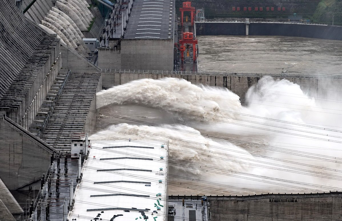 Emergency response for flood control upgraded in Yangtze River basin