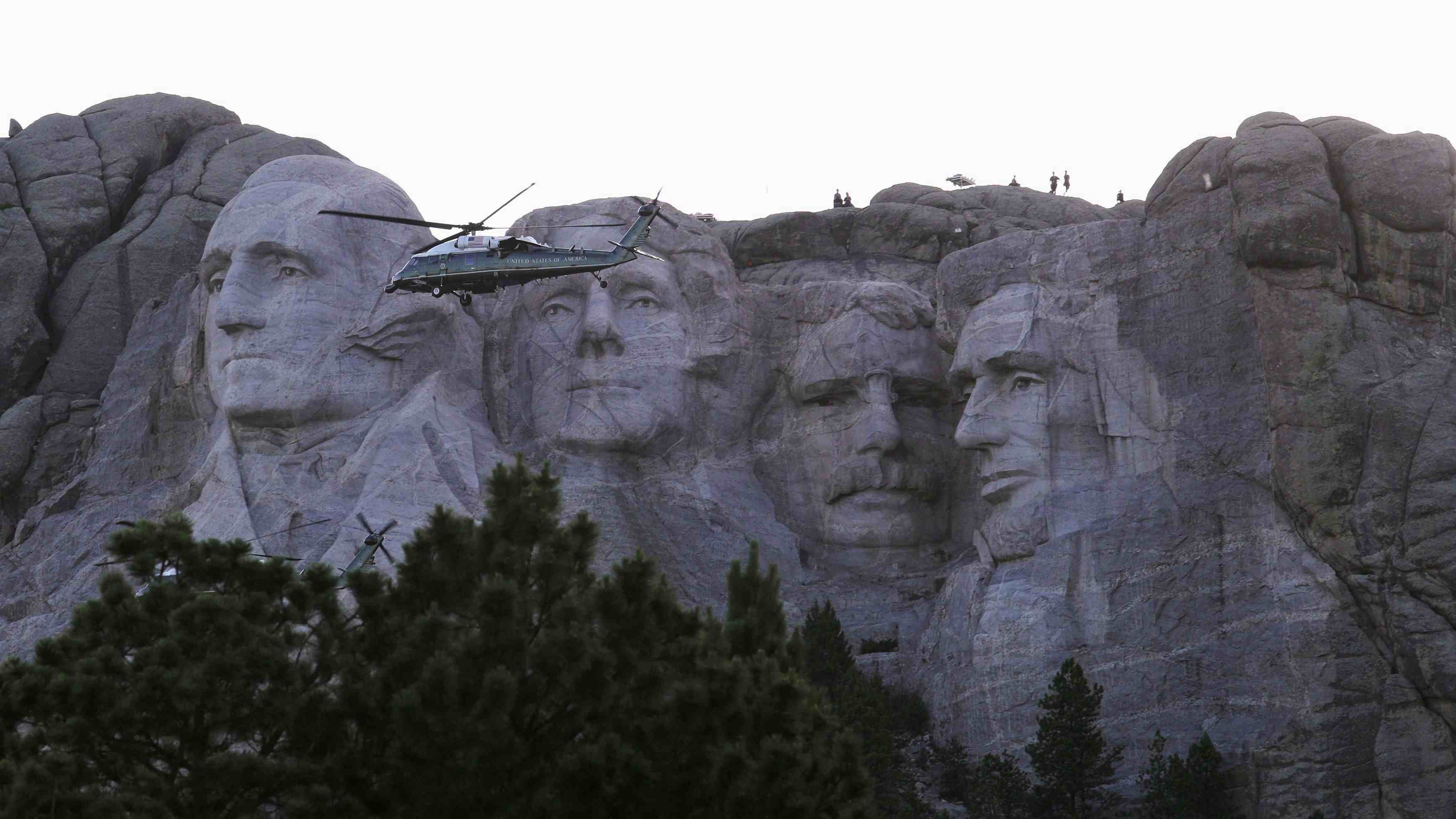 Trump to criticize 'cancel culture' during Mount Rushmore trip