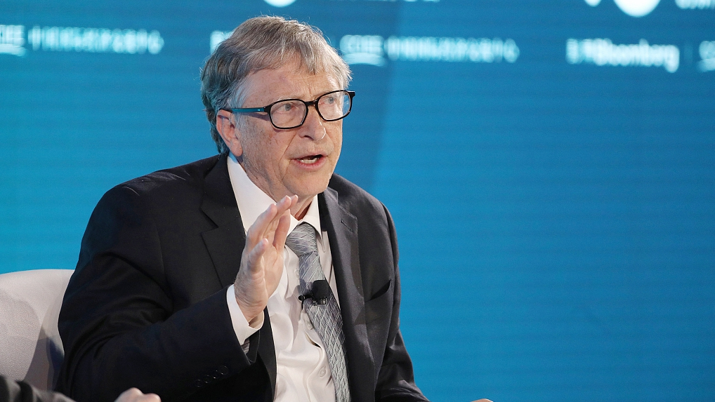 Bill Gates blames social media platforms for COVID-19 spread in US