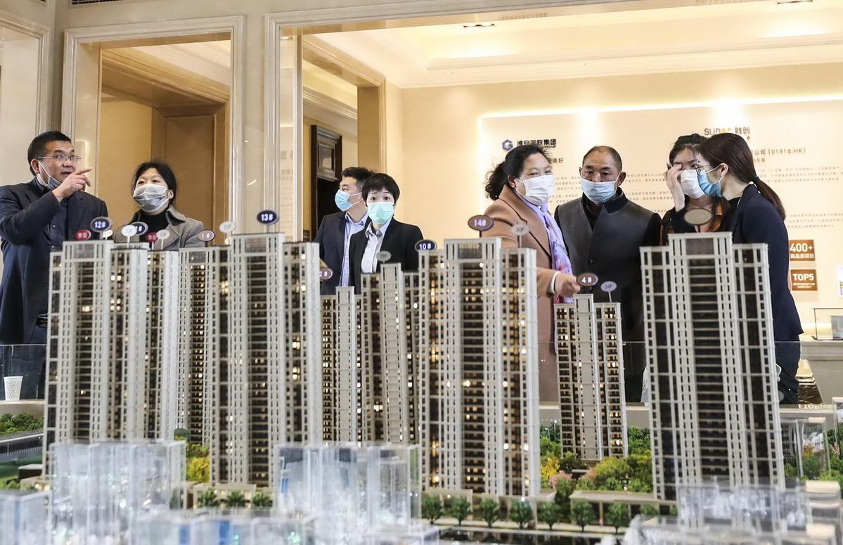 China's home prices slightly up in June