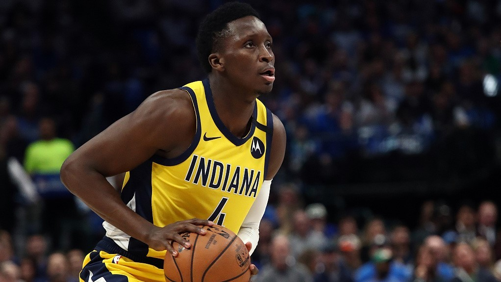 Victor Oladipo won't play in NBA restart, Pacers will not like it